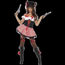 Kostyme Fever Pirat