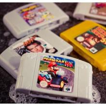 Nintendo 64 Kassett Såpe