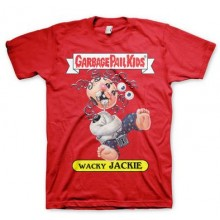 T-Skjorte Garbage Pail Kids Wacky Jackie