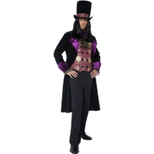The Gothic Count Costume