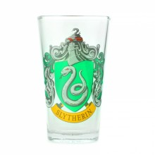 Harry Potter Slytherin Stort Glass