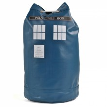 Doctor Who Tardis Skipssekk