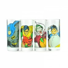 Batman Glass 4-pakning