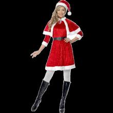Frøken julenisse kostyme