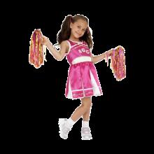 Kostyme Cheerleader, Barn
