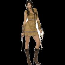 Kostyme Fever Pocahontas