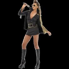 Elvis Viva Las Vegas Kostyme