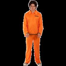 Kostyme Fange på Rømmen