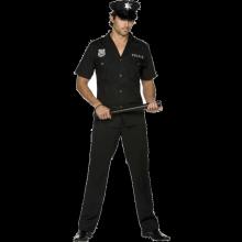 Fever Politi Kostyme
