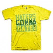 Spongebob Haters Gonna Hate T-Skjorte