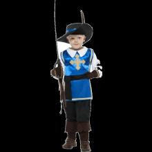 Kostyme Musketer Barn