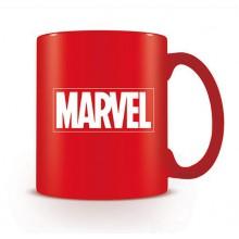 Marvel Logo Kopp