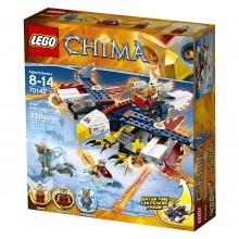 LEGO Chima - Eris ildørn