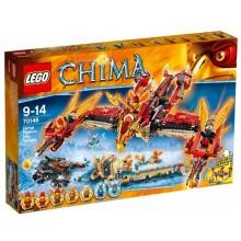 LEGO Chima - Flyvende Fenix ildtempel