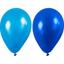 Blå Ballonger 10-pakning