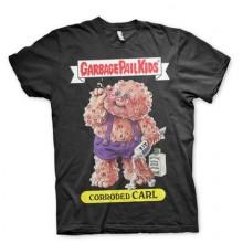 T-Skjorte Garbage Pail Kids Corroded Carl