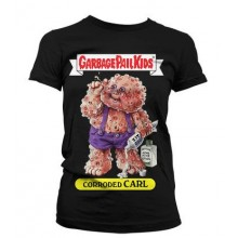 T-Skjorte Garbage Pail Kids Corroded Carl Jente