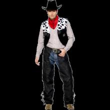 Cowboy Lærkostyme