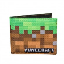Minecraft Dirt Lommebok