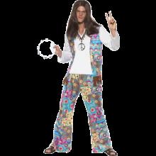 Groovy Hippie-kostyme
