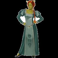 Shrek, Fiona Kostyme
