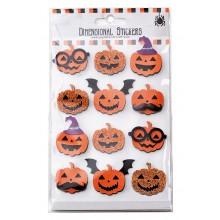 Stickers Gresskar Halloween