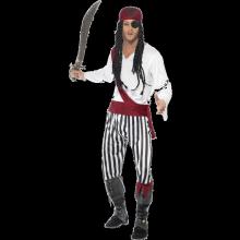 Pirat Mann Kostyme