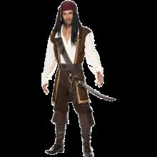 Syv Hav Pirat-kostyme