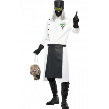 Kostyme Dr D.Ranged