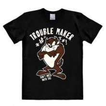 T.Skjorte Looney Tunes Trouble Maker Sort