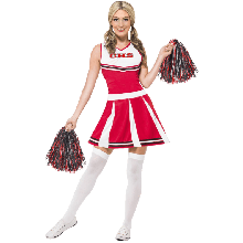 KOSTYME CHEERLEADER