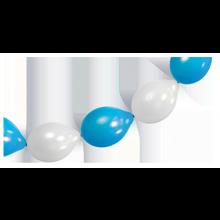 Ballonggirlander Oktoberfest