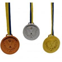 Medaljer Gull Sølv Bronse 6-pakning