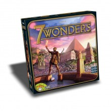 7 Wonders, Strategispill