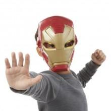 Marvel Avengers Iron Man FX Maske Barnestørrelse