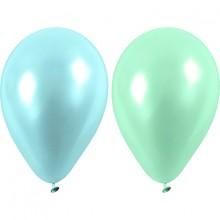 Ballonger Turkis 10-pakning