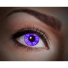 Fargede linser UV Violet Diamond