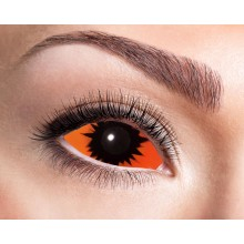 Scleralinser Orange Demon