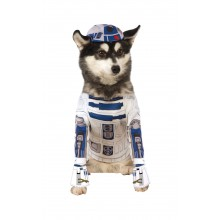 Star Wars Hundekostyme R2-D2