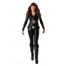 Black Widow Marvel Universe Maskeraddräkt Vuxen