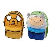 Adventure Time – Finn & Jake-Ryggsekk
