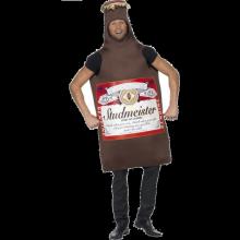 Kostyme Studmeister Øl Flaske