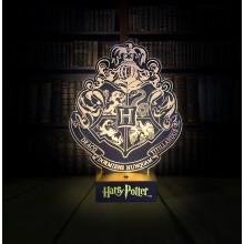 Harry Potter Lampe Hogwarts Crest