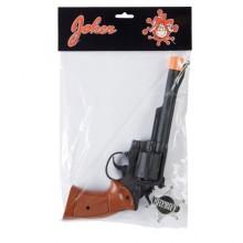 Pistol Med Sheriffstjerne