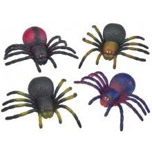 Kjempe-edderkopper 4-pakning