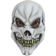 Dødningskalle Maske Barnestørrelse
