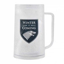 Game Of Thrones Frysbar Ølseidel Winter Is Coming