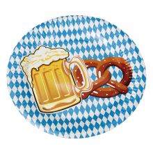 Tallrikar Oktoberfest 10-pack