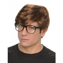 Parykk Med Briller Hemmelig Agent
