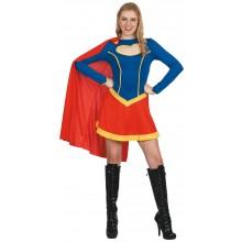 Supergirl Karnevalskostyme